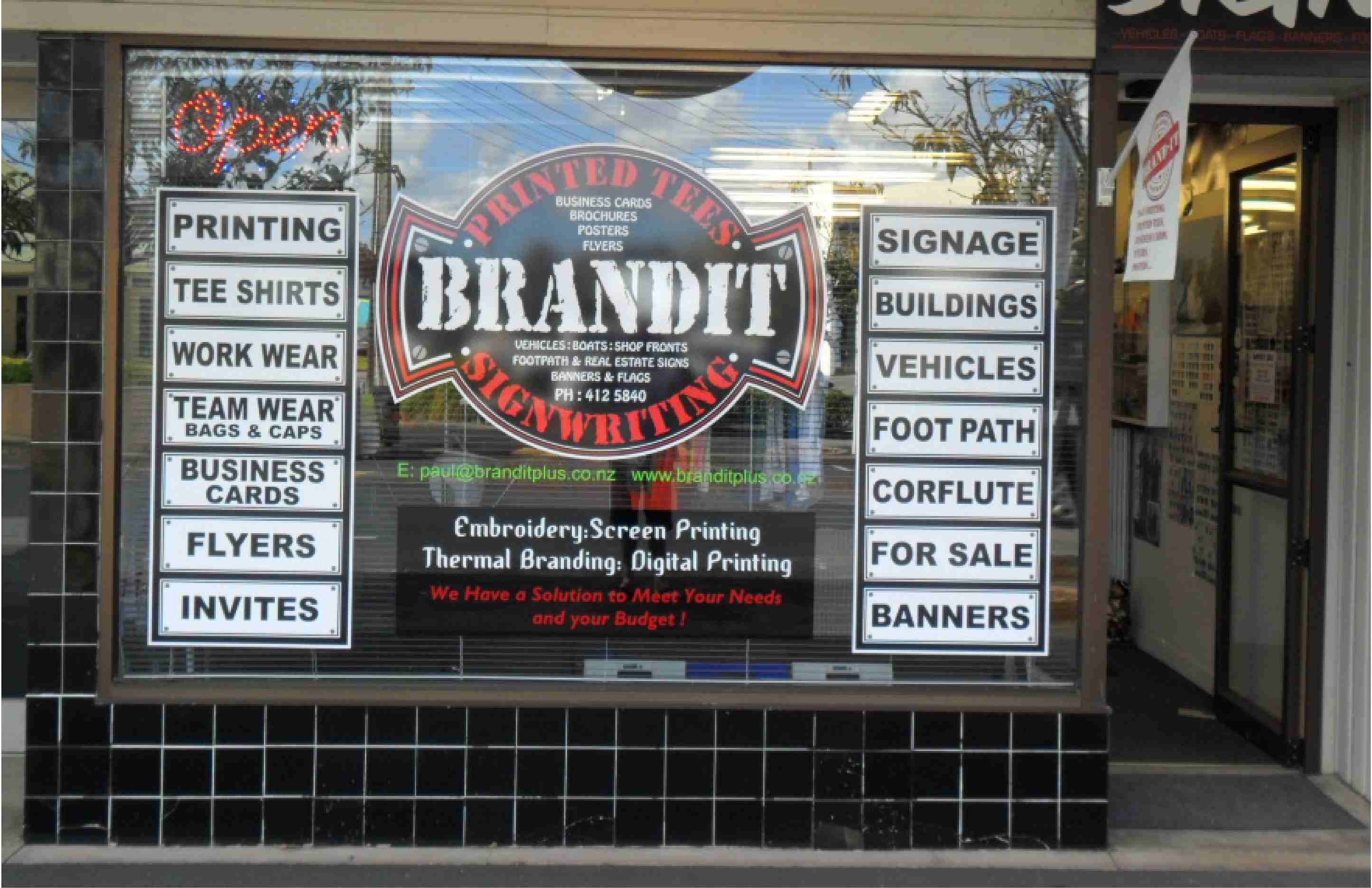 brandit plus ltd, 16 Matua road, Huapai, AUCKLAND, 0810, NEW ZEALAND